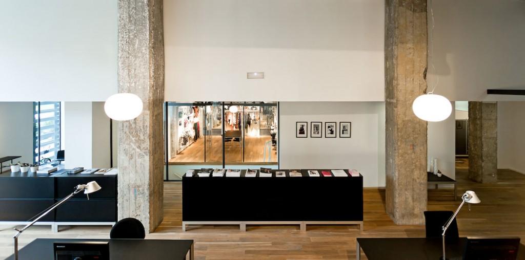Oficinas de BestSeller Bilbao, diseñado por MEHR studio