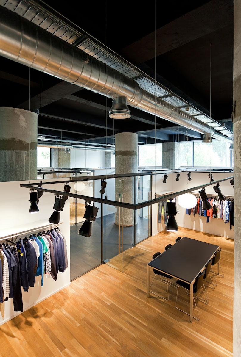 showroom Bestseller Bilbao diseñado por MEHR studio