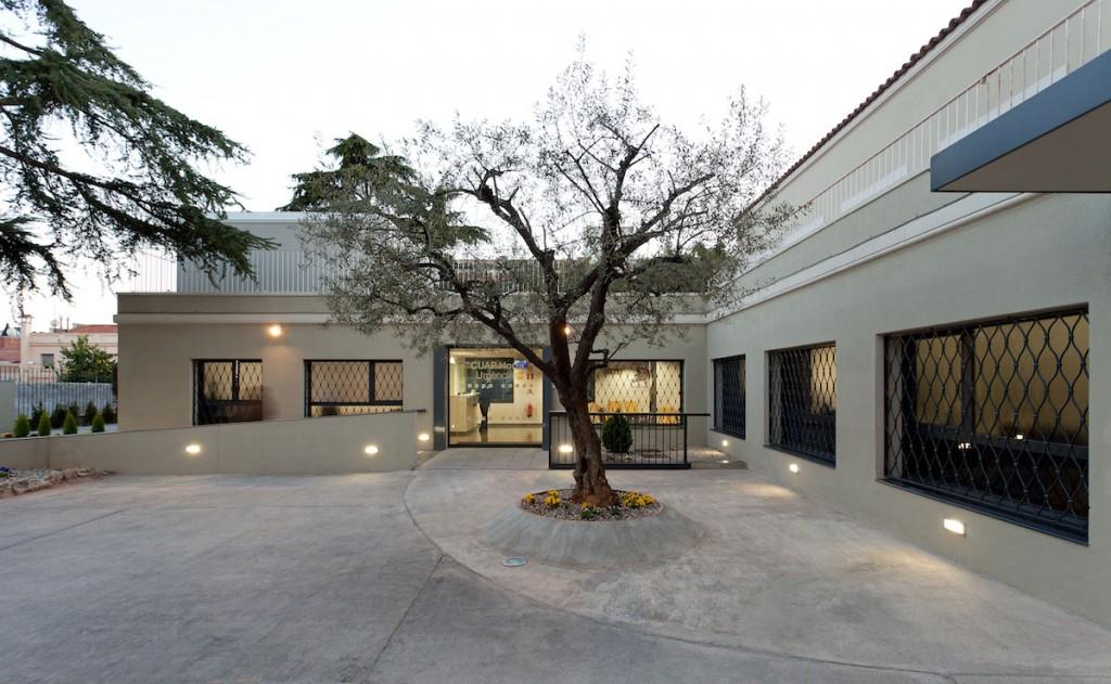 CUAP Horta, arquitectura hospitalaria barcelona, por MEHR studio