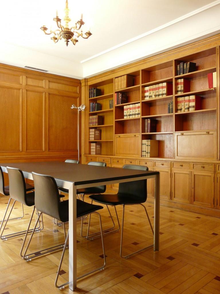Showroom y oficinas de BestSeller Madrid, diseñado por MEHR studio