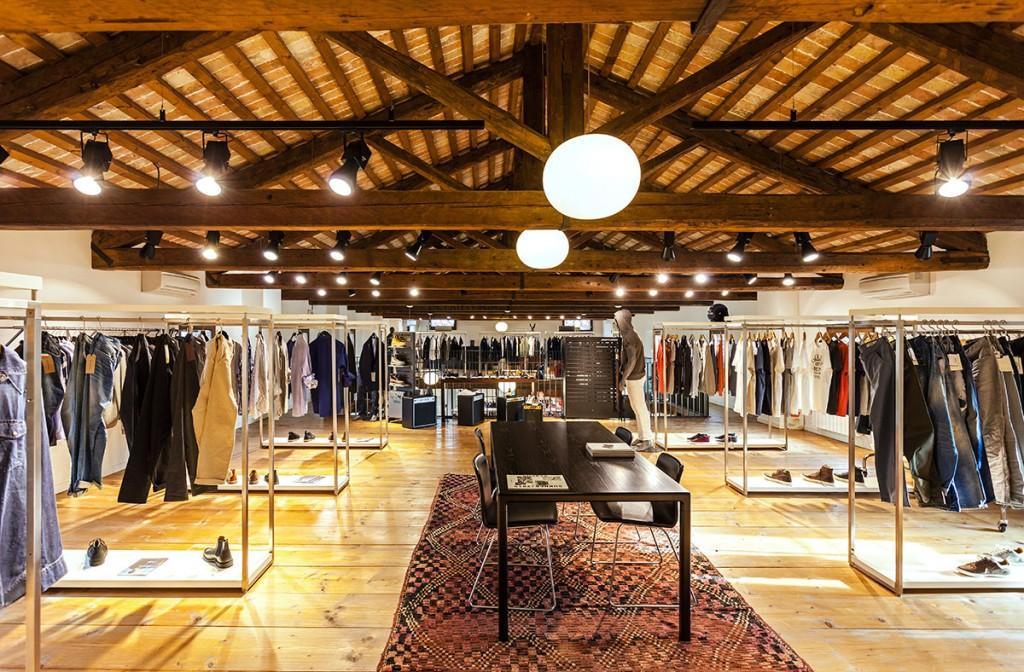 Segunda planta de BestSeller Treviso diseñado por MEHR studio