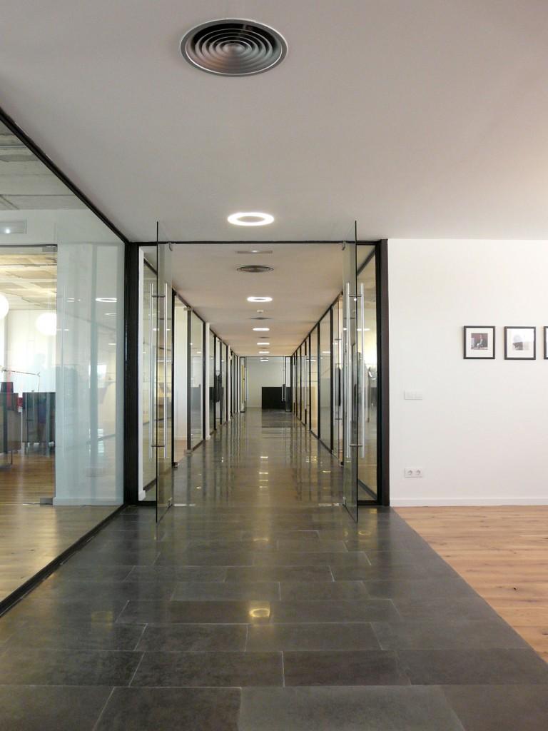 Showroom y oficinas de BestSeller Valencia, diseñado por MEHR studio