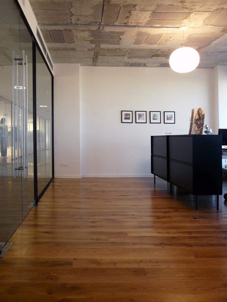 Oficina del Bestseller Valencia diseñado por MEHR studio