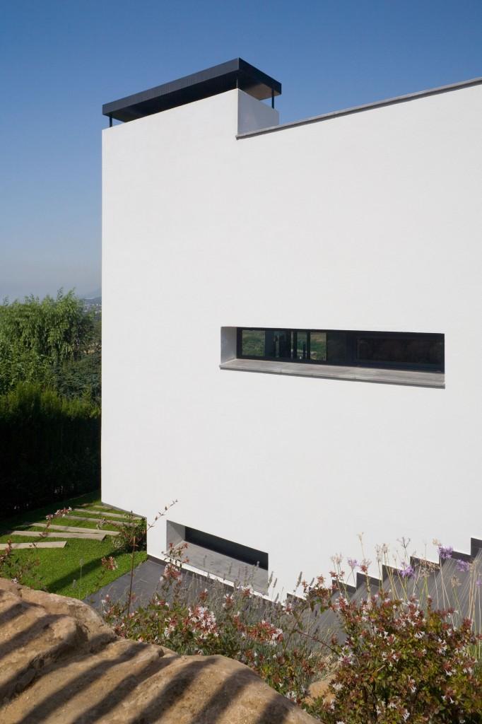 Casa Rivera, casa en la costa de Barcelona, diseñada por MEHR studio